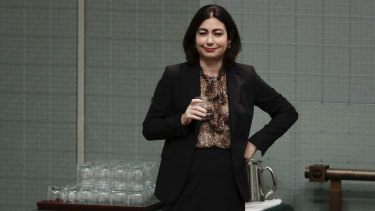 Labor MP Terri Butler said the lack of transparency in the water market is failing farmers.