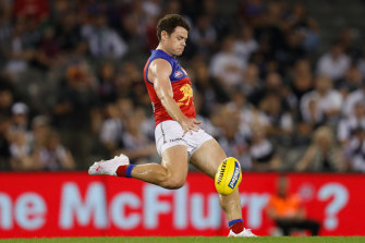 Lachie Neale will be a focus again when the Lions take on the Bulldogs.