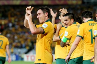 Campbelltown bound: Mark Milligan is set to be unveiled as Macarthur's marquee.