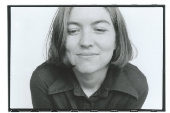 Laura MacFarlane in 1996, during her time with ninetynine.