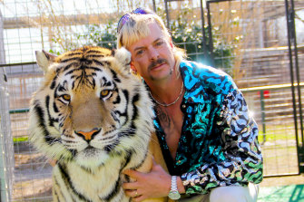 Joe Exotic, the star of Tiger King, was a surprise fashion influencer.