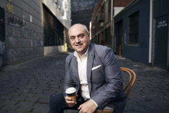 Robert Iervasi, group CEO of Asahi Beverages, says the company had been repeatedly asked when it was going to get into coffee.