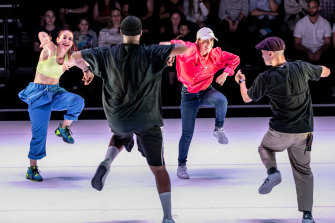 Two Crews is part of Sydney Festival at Carriageworks.