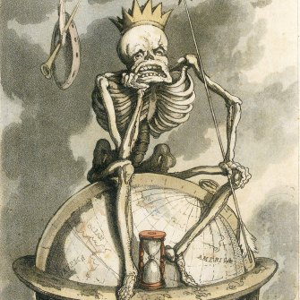 From Thomas Rowlandson's The English Dance of Death, 1815