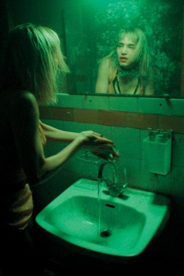 Sofia Boutella stars as Selva in Climax.