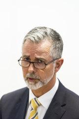 Jeremy Hanson will table the proposed anti-consorting legislation.