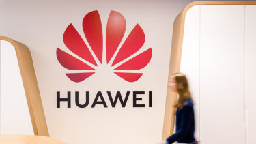 Huawei is targeted by the move.