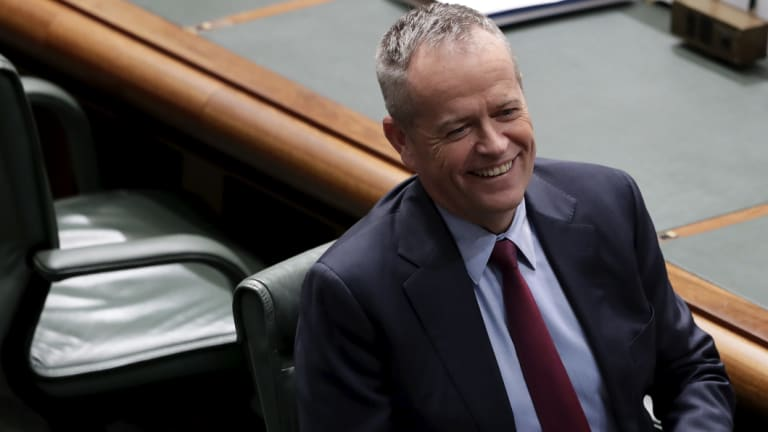 Labor leader Bill Shorten, pictured in question time on Wednesday, is tipped to make the switch to the new seat Fraser.