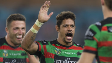 'He'll have to stop me too': Dane Gagai is ready to face a rampaging Latrell Mitchell on Friday night.