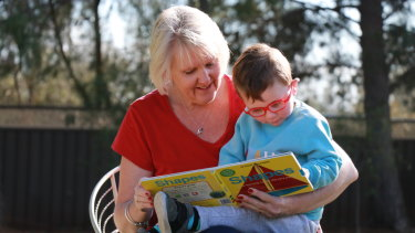 Sharon Cheneyand partner Steve have guardianship of Liam, aged two, who has been in their care since he was a baby.
