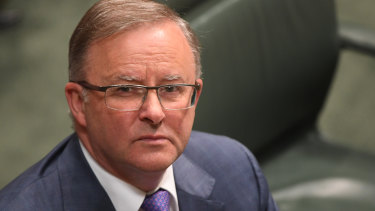Opposition Leader Anthony Albanese questioned the government's priorities.