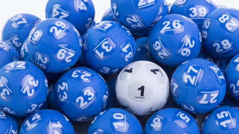 Lottery winners said they were substantially more satisfied with their lives than lottery losers.