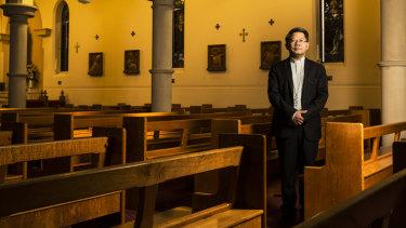 Parramatta Bishop Vincent Long Van Nguyen wants the report released to the public.