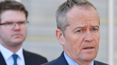 """Labor leader Bill Shorten said the appointment was part of a """"worrying trend"""" of the Treasury being used for political purposes."""