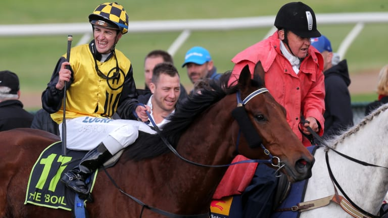Sydney visit: Jason Benbow wants to get back to riding winners, wherever they may be.