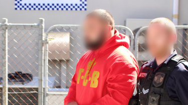 The man will remain in detention until he is removed from Australia.