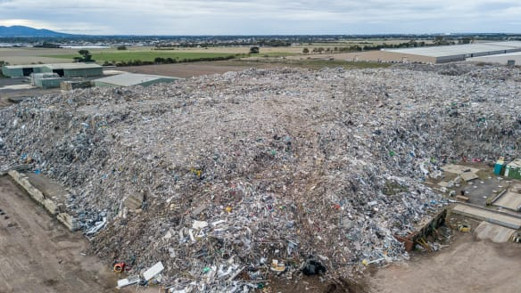 Industrial waste site boss a court no-show over Lara dump site