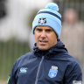 Fittler coy on Klemmer use and how Blues will start Origin III