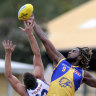 Naitanui is back: Eagles star makes strong WAFL comeback