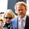 Actor tells court some women who accuse McLachlan have 'other motives'