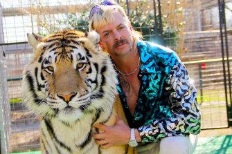 Starring the oddball Joe Exotic, Netflix's Tiger King has become a global sensation.