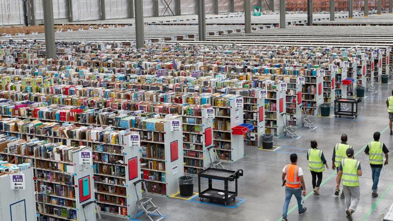Amazon workers in Australia describe warehouse 'hellscape'