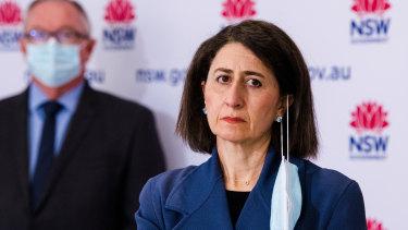 NSW Premier Gladys Berejiklian has warned COVID-19 numbers could get worse.