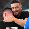 All Blacks bag consolation prize with six-try win over Welsh