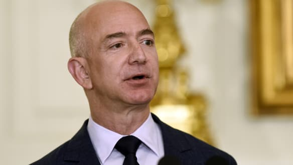 Amazon gains $US500bn as Facebook friends fade away