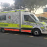 Brand-new Logan ambulance vandalised, Facebook post goes viral