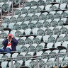 Alternate rows, hill spacing: NRL prepare for crowds return in NSW