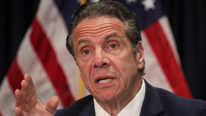 Andrew Cuomo's Trumpian bid to survive his sexual harassment scandal