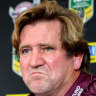 The new Des directive: Hasler leaving 'no stone unturned' at Manly