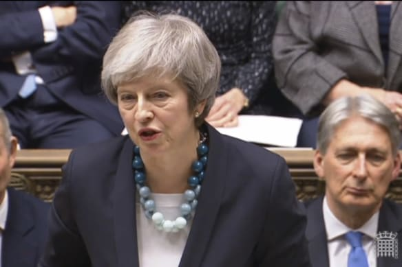 May's leadership under threat as Tories call spill