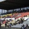 Oval grandstands demolition kicks off major revamp
