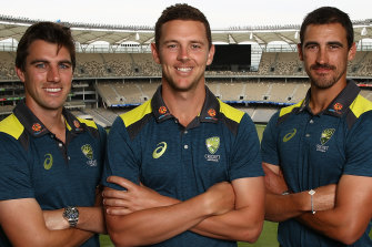 """Craig McDermott rates the Australian attack as the best in the world """"by a street""""."""