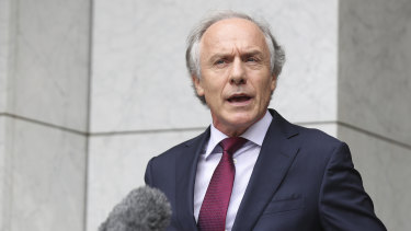 Chief Scientist Dr Alan Finkel will step down from the role at the end of this year.
