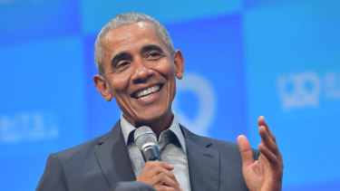Barack Obama has revealed his favourite movies, books and TV shows of the year.
