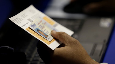 US District Judge Nelva Gonzales Ramos previously found a Texas voter ID law disenfranchised as many as 600,000 registered black, Hispanic and low-income voters.