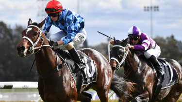 Funstar's preparation for the Flight Stakes has mirrored that of Winx.