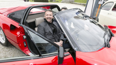 Norman Crowley's Electrifi car business converts classic cars to electric.