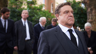 John Goodman stars in Black Earth Rising.