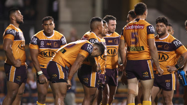 The Broncos have been involved in another alleged breach of the NRL's biosecurity rules.