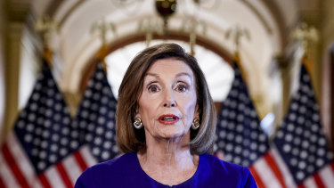 House Speaker Nancy Pelosi was sceptical of impeachment. But she could no longer hold back the tide.