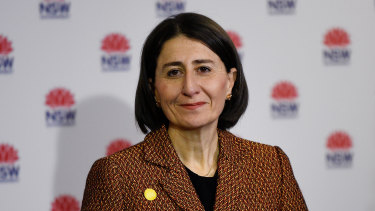 NSW Premier Gladys Berejiklian says once restrictions are lifted, she does not want to reinstate them.