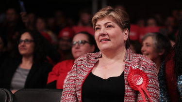 Labour MP Emily Thornberry is threatening to sue a former senior colleague.