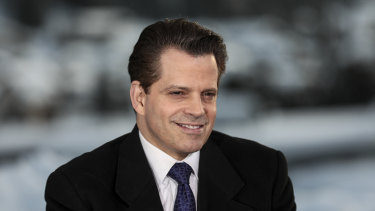 Anthony Scaramucci is openly critical of Donald Trump's handling of the trade war with China.