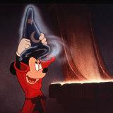 Disney's classic animation <i>Fantasia</i>.