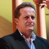 Mining division president Tony Maher.
