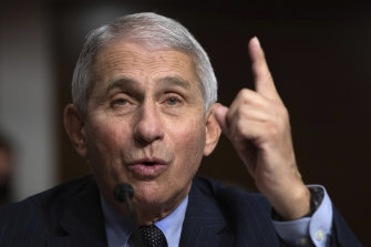 Dr Anthony Fauci told a Senate hearing that no corners would be cut in the testing of vaccine candidates.